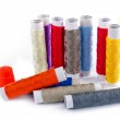 Set of sewing threads — Stock Photo #44825259