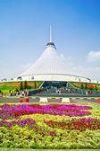 Astana City, cityscape — Stock Photo