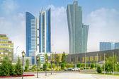 Astana, cityscape — Stock Photo