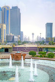 Astana, cityscape — Stock Photo