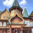 Постер, плакат: Palace of Tsar Alexei Mikhailovich Romanov is in Kolomenskoye