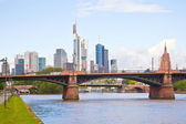 Frankfurt am Main, cityscape  — Stock Photo