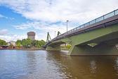 Frankfurt am Main, cityscape  — Stok fotoğraf