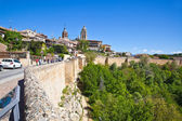 Segovia, cityscape — Stock Photo