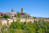 Segovia, cityscape  — Stock Photo