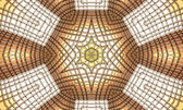Pattern from a fractal  — Stock Photo