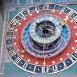 Постер, плакат: Bern Fragment zodiacal hours Clock Tower