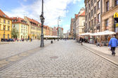 Wroclaw, paesaggio urbano — Foto Stock