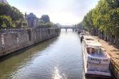 Paris, cityscape — Foto Stock