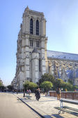 Paris. Notre Dame de Paris — Stock Photo