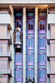Facade of a modern house  — Photo