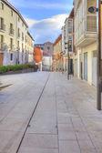 Burgos. cityscape   — Foto de Stock