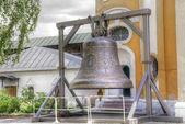 Novovspasskom 修道院の鐘 — ストック写真