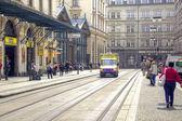 Praga, miasto miejski — Zdjęcie stockowe