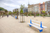 San Sebastian. Cityscape. European Capital of Culture  — Stock Photo