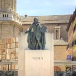 ������, ������: Saragossa Monument to Francisco Goya