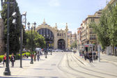 Saragossa. Cityscape  — Stock Photo