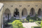 Saragossa. Aljafer Palace — Stock Photo