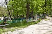 Toplovsky heliga paraskeevsky kloster — Stockfoto