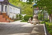 Klasztor Świętego paraskeevsky toplovsky — Zdjęcie stockowe
