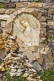 Toplovsky Holy Paraskeevsky convent — Stock Photo