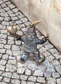 Wrocławs dwarfs — Stock Photo