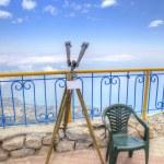 Periscope observation platform — Stock Photo #51645675