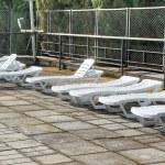 Crimea. A solarium is in a sanatorium — Stock Photo