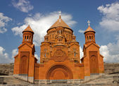 Armenian church. — Stock Photo