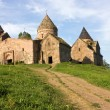 Stock Photo: Armenian monastery.