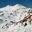 Mount Elbrus, — Stock Photo