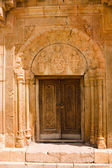Ornated door — Stock Photo