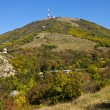 Stock Photo: Mountain Mashuk of Pyatigorsk.