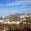 Stock Photo: View on city Pyatigorsk.