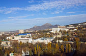 View on city Pyatigorsk. — Stock Photo