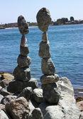 Stones in balance — Stock Photo