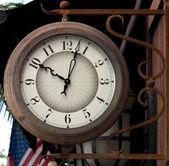 Old street clock — Photo
