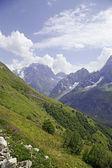 Automne paysage de montagne — Photo