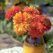 The Autumn bouquet. — Stock Photo