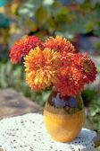 The Autumn bouquet. — Stock Photo