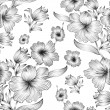 Stock vektor: Seamless pattern