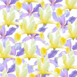 Foto Stock: Floral background