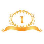 1th anniversary banner — Stock Vector