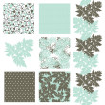 Seamless patterns set — Stock Vector #42015683