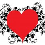 Heart for valentine — Stock Vector #8690772