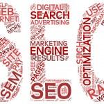 Search engine optimization SEO concept — Stock Photo #11282134