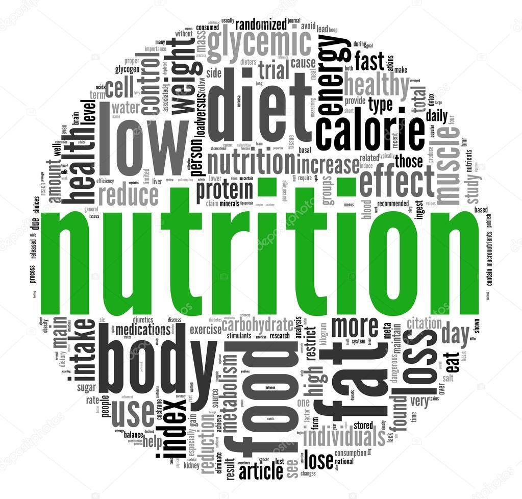 explain the concepts associated with nutritional Some concepts of nutritional value depend on membership in a given food group  will be associated with higher energy intakes because people will need to consume.