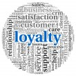 Customer loyalty concept — Stock Photo #14856449