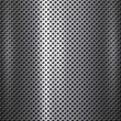 Metal mesh background or texture - Stock Photo