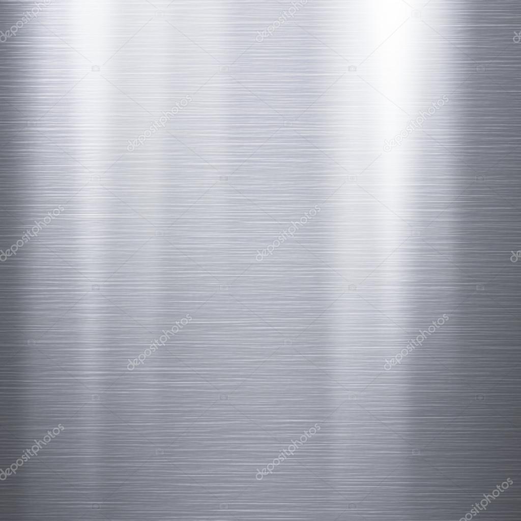 Placa met lica de aluminio cepillado foto de stock - Placas de aluminio ...